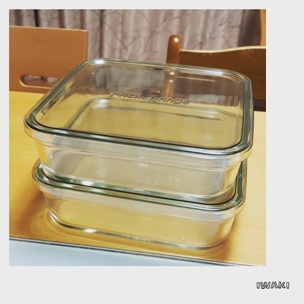 耐熱ガラス食器(イワキ)