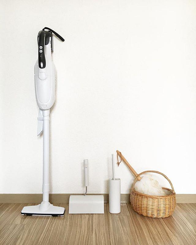 年末大掃除の手順3:掃除アイテムを揃える