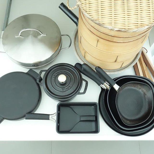 キッチンの収納力アップはインスタグラマーに学ぶべし