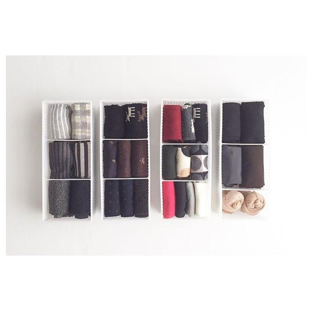 お洋服の収納アイディア4