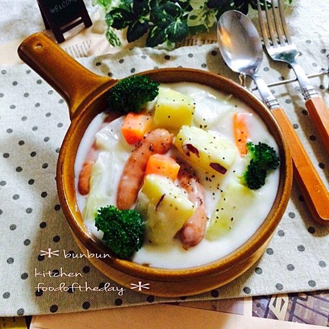 根菜 さつまいも 煮物 レシピ2