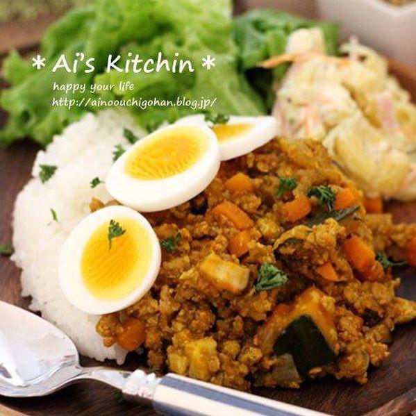 カレー粉 人気アレンジレシピ ご飯・パン・麺類4
