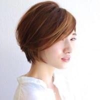 前下がりショートボブヘアカタログ☆大人可愛いおしゃれな髪型をご紹介!