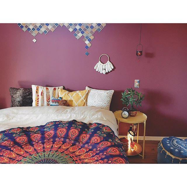 ニトリ インテリア 寝室3