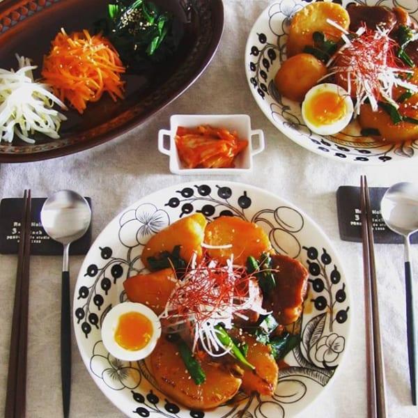 コチュジャンの上手な活用法カムジャタン風の煮物
