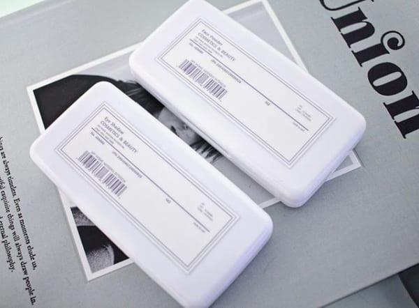 【100均グッズの洗面所収納】⑤SDカードケース