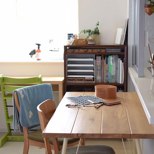 省スペースを考えて家具をレイアウト