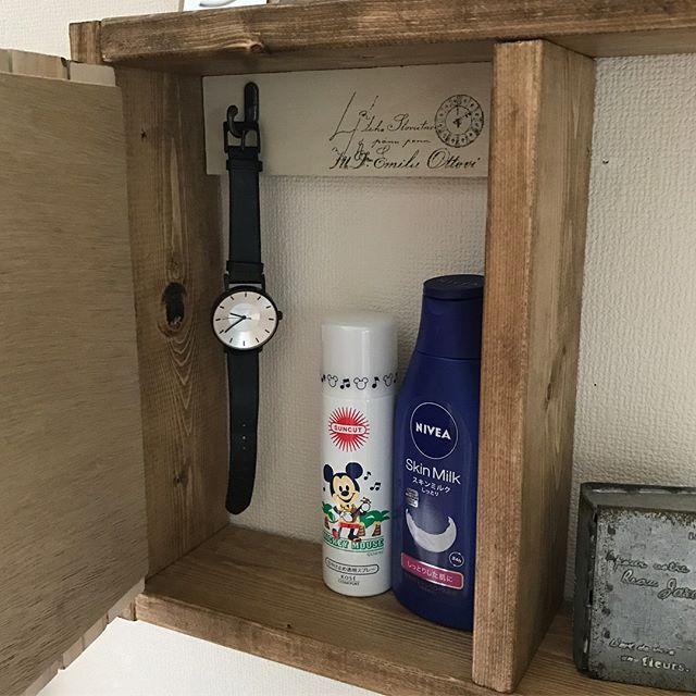 腕時計の収納アイディア2