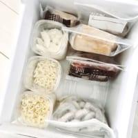 冷凍庫の収納アイデア特集!おすすめの使い方のコツを知って上手に整理しよう♪