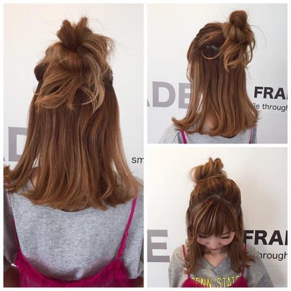 冬のヘアアレンジ特集 大人女子におすすめのおしゃれなモテる髪型をご