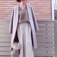 ワイドパンツに合うコートの着こなし24選!冬の美バランスコーデを参考にしよう♪