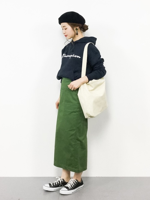 [URBAN RESEARCH ROSSO WOMEN] F by ROSSO バックサテンベイカースカート