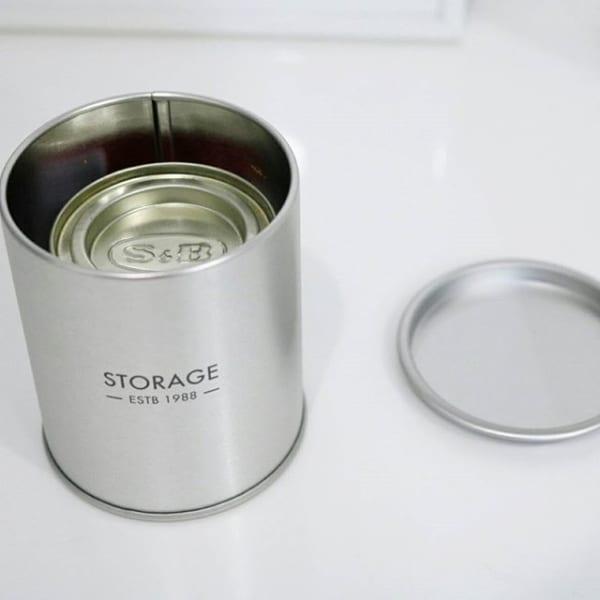 【冷蔵庫収納】100均グッズ⑤ストレージ缶
