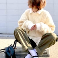 冬のシャツコーデ24選!パンツ・スカート別のレディースファッションをご紹介♪