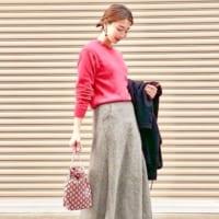 【ユニクロ】ニットコーデ25選♪冬におすすめの着こなしを色別にご紹介!