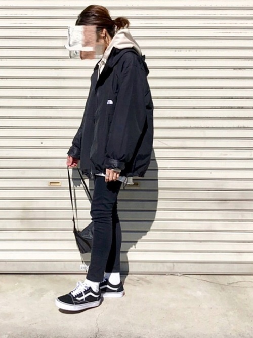 [CHAPTER WORLD] THE NORTH FACE COMPACT JACKET