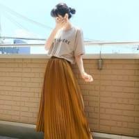 【ユニクロ・GU・ZARA】プチプラスカートはこう使う!おしゃれな大人女子コーデ