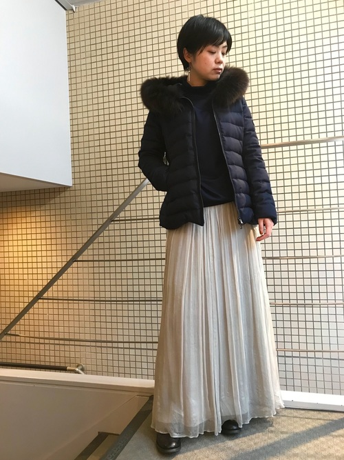 [B'2nd Womens] TATRAS(タトラス)B'2nd別注ISERA/イセラ/ダウンコート/ダウンジャケット/ショートダウン