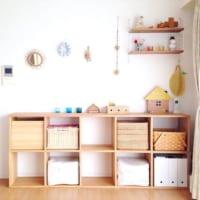 おもちゃ収納は無印良品がおすすめ!おしゃれで子供が使いやすいアイテム特集☆