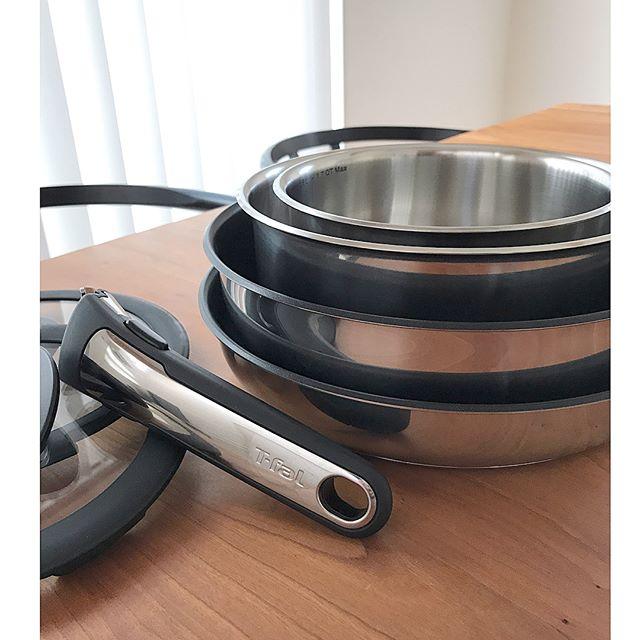 ティファールの取っ手の取れる鍋