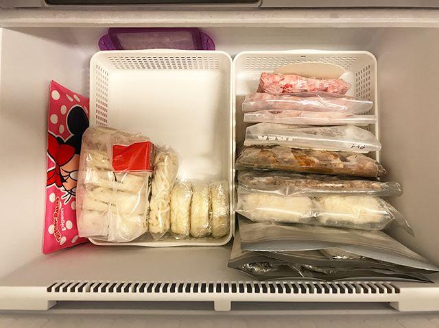 冷凍庫 収納7