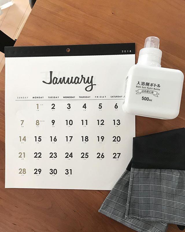 定番ながら毎年争奪戦!壁掛けカレンダー2