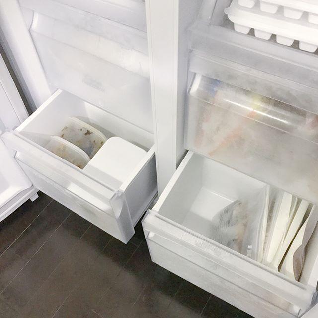 冷凍庫 収納10