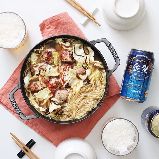 冬の美味しい定番料理に!人気の鍋焼きラーメン