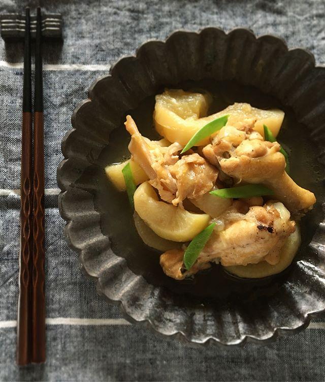 根菜 大根 煮物 レシピ3