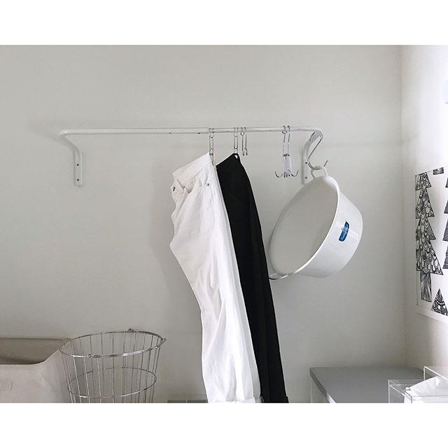 お洋服の収納アイディア2
