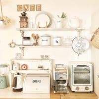 一人暮らしのキッチン特集!使いやすいレイアウト&収納アイデアを大公開☆