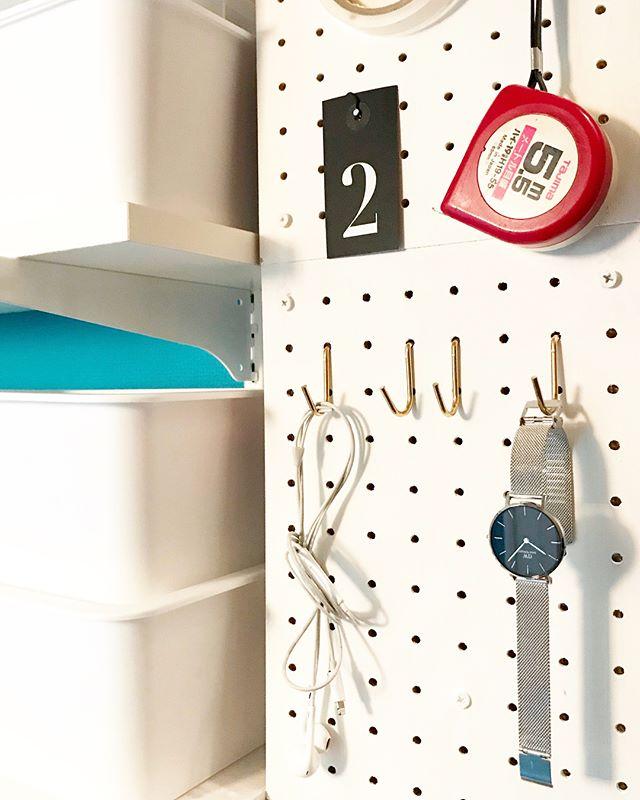 腕時計の収納アイディア