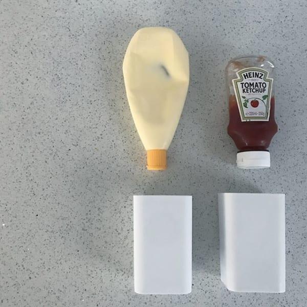 【冷蔵庫収納】100均グッズ③歯ブラシ立て