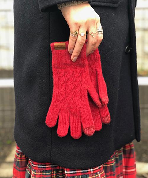 スマホ対応ケーブルヴィヴィット手袋
