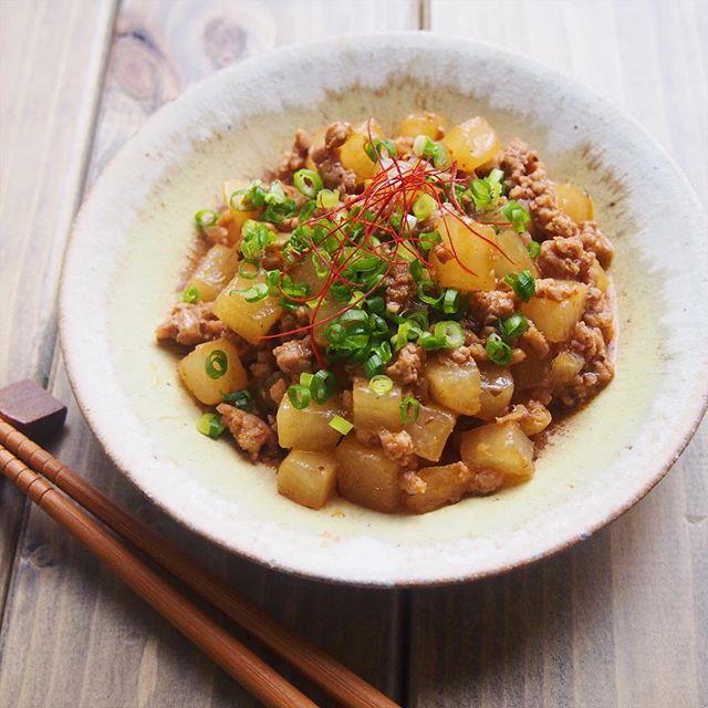 冬野菜 レシピ2