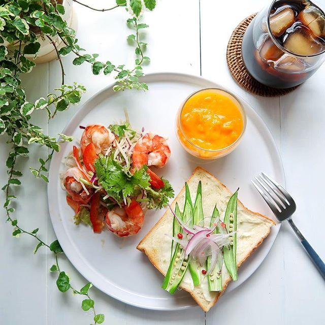 パクチー 人気料理レシピ サラダ4