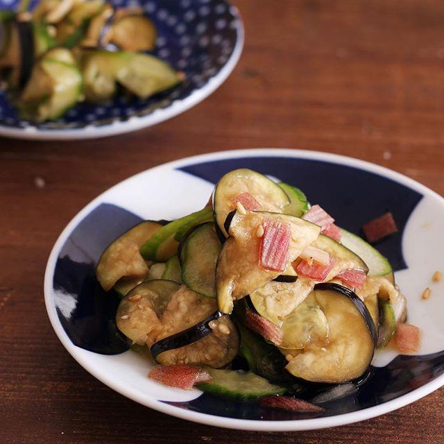 みょうが 人気料理レシピ 副菜2