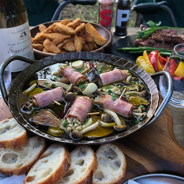 スペイン料理 人気レシピ 肉系2