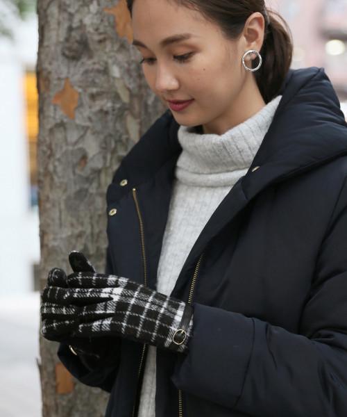 トレンドを程よくミックスしたレディース手袋が人気