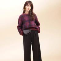 大人女子が着こなす冬のレディースパンツコーデ。格上げするスタイルを色別に紹介