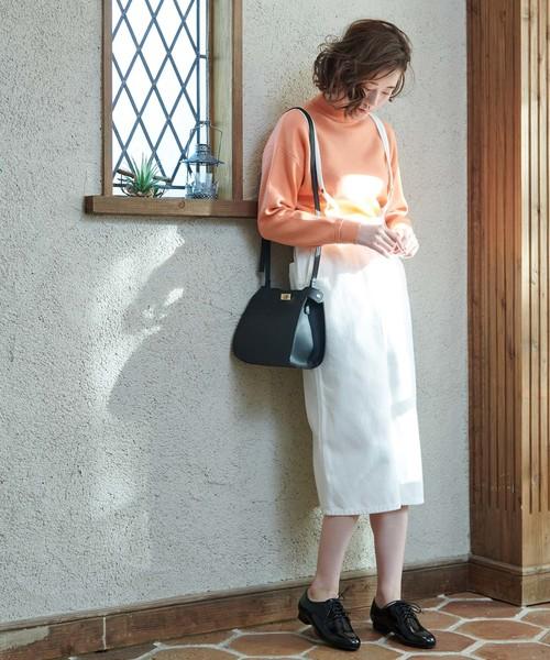 [ROPE' PICNIC] 【WRANGLER×ROPE' PICNIC】サスペンダー付きスカート