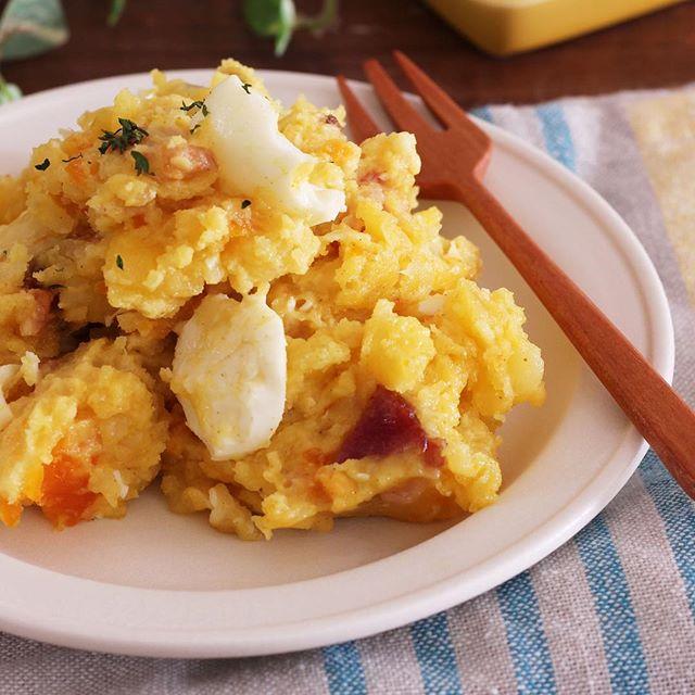 カレー粉 人気アレンジレシピ 野菜料理3