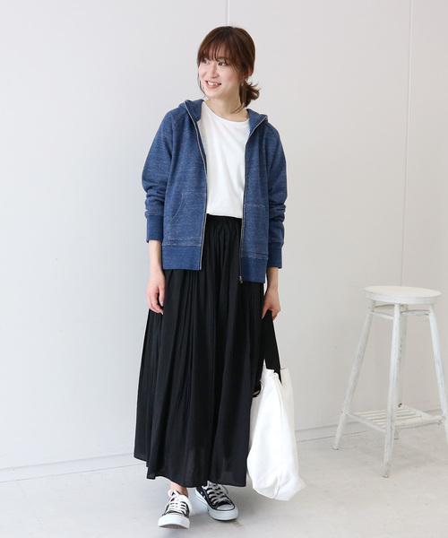 [AMERICAN HOLIC] ソフトプリーツスカート