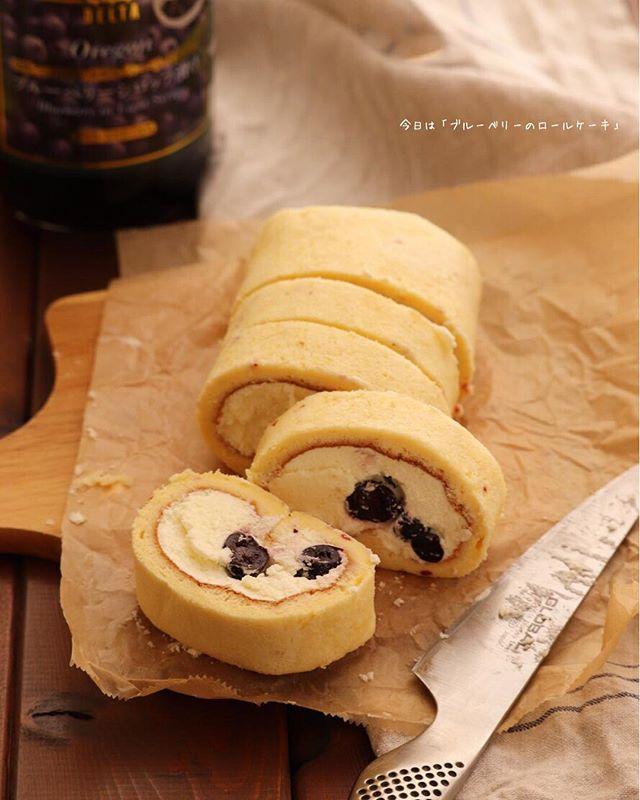 ブルーベリー 簡単人気 レシピ ケーキ・マフィン8