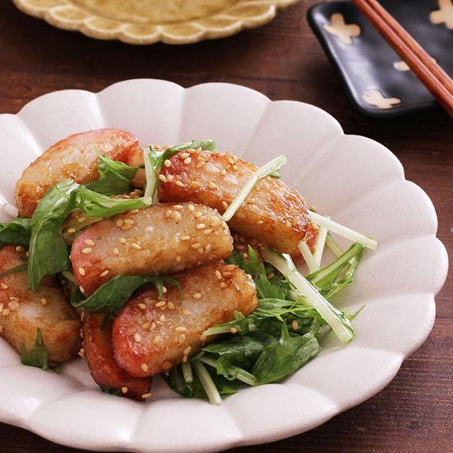 かまぼこ 簡単 アレンジレシピ 副菜8