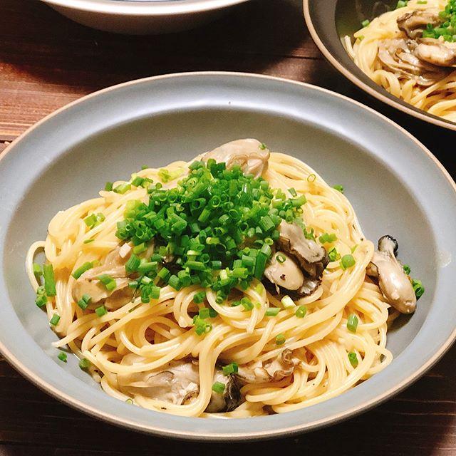 牡蠣 人気 簡単レシピ 麺類 その他8