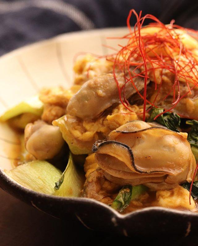 牡蠣 人気 簡単レシピ 炒め 焼き物4
