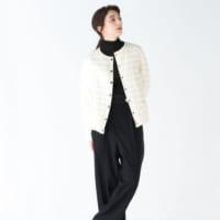 白ダウンのレディースコーデ27選♡冬の着こなしをスタイル別にご紹介!