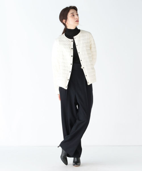 [BEAMS WOMEN] Traditional Weatherwear / ARKLEY ショート ライトダウン