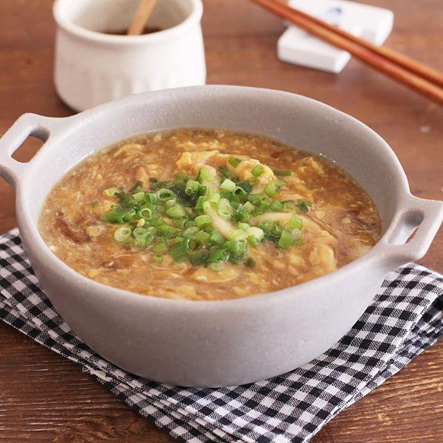 簡単美味しい冬の料理に!ツナたまカレーうどん